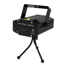 MINI LED LAZER PROJECTOR DJ STAGE LIGHT XMAS PARTY CLUB BAR WEDDING EU PLUG 375