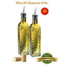 8 oz. Olive Oil Dispenser H9085 - Set of 2 New