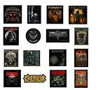 DISTURBED dimmu borgir KREATOR - official SEW ON PATCH patches logo metal