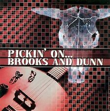 Pickin' on Brooks & Dunn by Pickin' On (CD, Sep-2002, CMH Records)