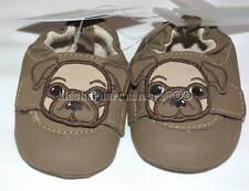 Gymboree Puppy Playtime Crib Shoes sz 01 Dog Newborn Boy New Retail Twins