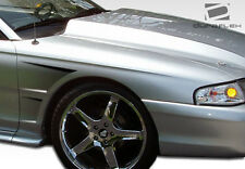 1994-1998 Ford Mustang Duraflex GTC Fender - 2 Piece Body Kit