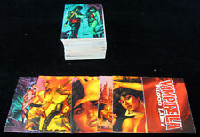 1997 Comic Images Vampirella Blood Lust Trading Card Set (72) Nm/Mt