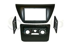 MITSUBISHI Lancer 2002-2007 Radio Dash Kit Standard 2DIN SATIN BLACK
