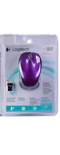 New Sealed Retail Packaged Logitech m317 USB Wireless Laser Mouse FREESHIP