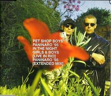 Pet Shop Boys cd (4 tracks) - Paninaro '95