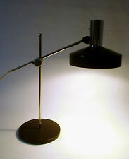 "60s Kaiser Idell Leuchte ""6857"" midcentury table lamp desk light Lampe annees 60"