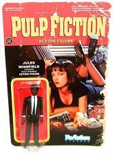 """JULES WINNFIELD ReAction Super 7 PULP FICTION Retro 3.75"""" Action Figure Funko"""