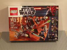 LEGO Star Wars 9491 Geonosian Cannon NEW MISB FAST FREE SHIPPING !