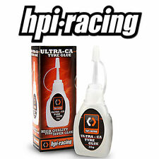 HPI Ultra-CA Tyre Glue 20g 101999 RC Car Wheel Tire touring Monster Truck Savage