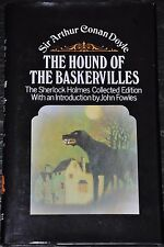 The Hound of the Baskervilles by Sir Arthur Conan Doyle. HC with DJ