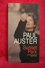 Sunset Park - Paul Auster - Actes sud