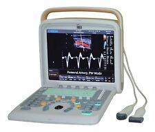 Color Doppler Ultrasound Machine With One Probe Affordable Chison Q5
