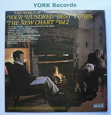 WORLD OF YOUR HUNDRED BEST TUNES THE NEW CHART VOL 2 -Ex LP Record Decca SPA 488