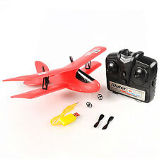 FX-808 Helicopter Plane Glider EPP Fixed-wing Airplane 2CH 2.4G RC Toy