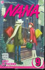 Nana, Volume 9 by Ai Yazawa Paperback Book (English) NEW UNREAD #sfeb17-211