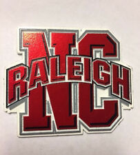 RALEIGH NORTH CAROLINA MAGNET REFRIGERATOR RUBBER NEW