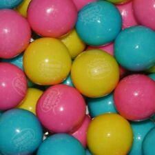 Dubble Bubble COTTON CANDY Gumballs 2lbs Approximately 55 Gum Balls Per Pound