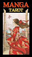 Manga Tarot: 78 Full Colour Cards and Instructions - New Edition . 9788865272275