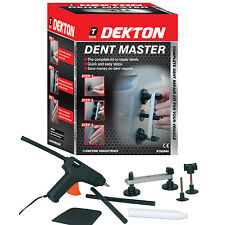 Dent Master Car Body Work Repair Kit Vehicles Remover Puller Tools DIY Panels
