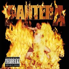 Pantera Reinventing The Steel CD NEW SEALED 2000 Heavy Metal