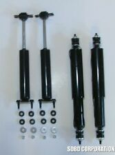 1965-1966 Ford Mustang Gabriel Shocks Front and Rear