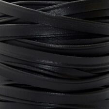2m of 10mm Faux Leather Leatherette Piping Insertion Cord Flange Bias Upholstery