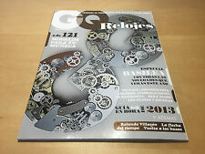 Revista Magazine GQ RELOJES - Gentlemen's Quartely - Español - For Collectors