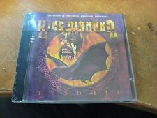 King Diamond Tribute by Various Artists CD 2000 New