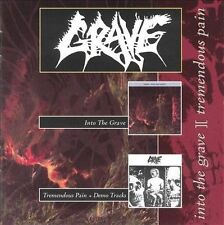 Into the Grave/Tremendous Pain by Grave (CD, 2001, Century Media (USA))