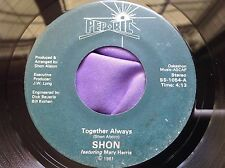 Hear Rare Modern Soul 45 : Shon ~ Together Always ~ Depend On Me ~ Pep-Ric 1054