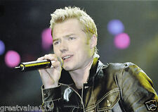 RONAN KEATING BOYZONE  PHOTO 1999 HUGE 12 INCH UNRELEASED UNIQUE IMAGE VALUABLE