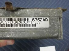 1997 Chrysler Concorde Dodge Intrepid ECM ECU 4606762AD