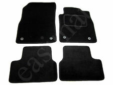 Vauxhall Astra J Mk 6 Carpet Car Mats 2010 onwards Tailored Black 4pcs Floor Set