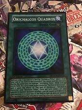 Orica Cosplay card Orichalcos Quadros  custom card!