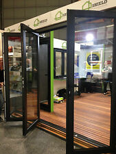BIFOLD DOOR | ALUMINIUM - DOUBLE GLAZED - 2110h x 3010w