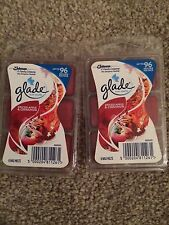 2 Packs of Glade Spiced Apple & Cinnamon Wax Melts����        ⭐️FREE DELIVERY ⭐️