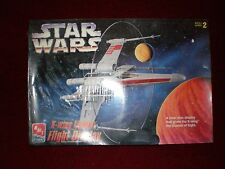 Star Wars X-Wing Fighter Display Model  AMT/ERTL KIT #8788 1995 Made in USA