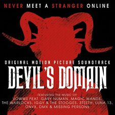 Devil's Domain - Original Motion Picture Soundtrack by Jürgen Engler CD 2 discs