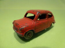 DINKY TOYS 183 FIAT 600 SEICENTO - RED 1:43 - GOOD CONDITION