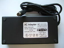 24V 6.67A 4 pin power supply, mains adapter for LCD TV.