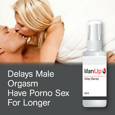 MAN UP DELAY SPRAY – PORN STAR SEX ALL NIGHT LONG DON'T EJACULATE TOO EARLY