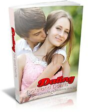 """ Dating Do's & Don'ts ""  Ebook - PDF - Love Couples Sex Partner Single Rulebook"