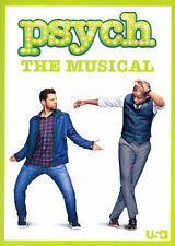Psych: The Musical New DVD