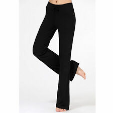 Women's Comfy YOGA Gym Exercise Fitness Running Sport Trousers Athletic Pants A*