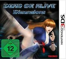 Nintendo 3ds Dead or Alive Dimensions allemand NEUF