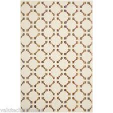 Tapis naturel géométrique safavieh 154 cm x 231 cm
