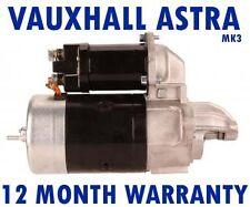 VAUXHALL ASTRA/VAN MK3 MK III - (F) 1.4 1.6 1991 1992 - 1998 RMFD STARTER MOTOR