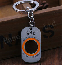 The Division Tag Eagle Skull Alloy SHD Key Buckle