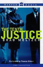 The Tenth Justice Meltzer, Brad Audio Cassette